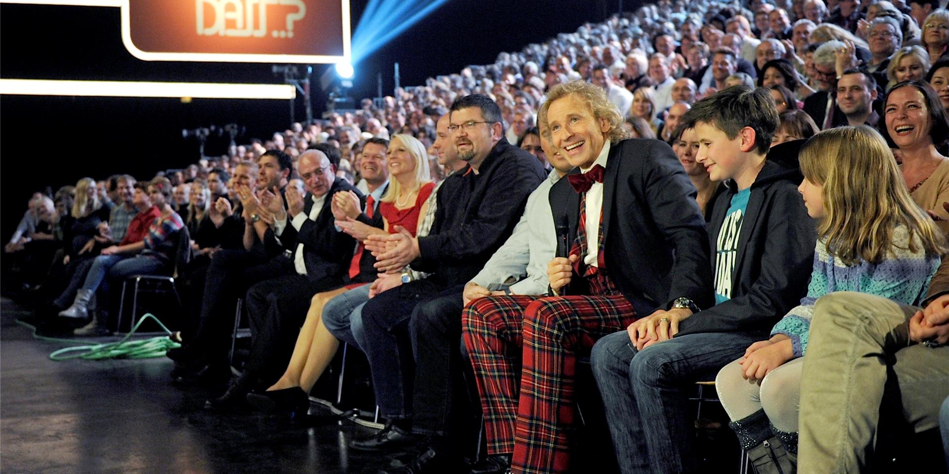 """""""Wetten, dass…?"""" und Kerkeling-Comeback – diese TV-Reveals laufen noch in diesem Jahr"""