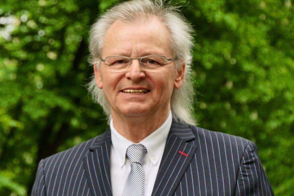 Bernard Keber aus Marl, Kandidat der AfD