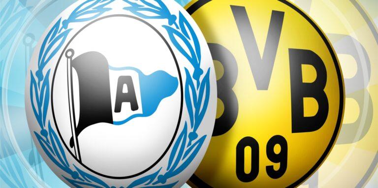 Borussia Dortmund v Arminia Bielefeld